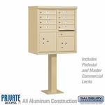 Cluster Box Units for Private Delivery