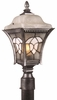 Abington Large Post Lantern Set Lighting Fixture