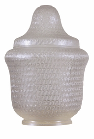ACORN GLOBE- 20inch Polycarbonate Clear Replacement Globe