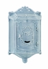 Amco Colonial Wallmount Mailbox in Stone