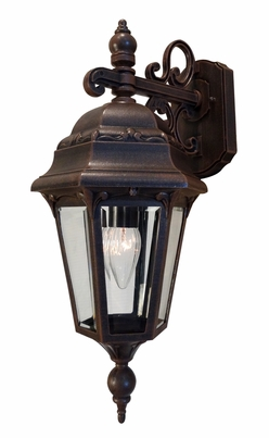 Astor Medium Top Mount Lighting Fixture