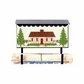 Bacova Gardens 10331 Welcome Home Horizontal Wall Mounted Mailbox