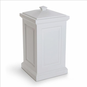 Berkshire Storage Bin White