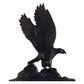 Whitehall Black Eagle Mailbox Ornament