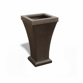 Mayne Bordeaux Tall Planter (Select Color Option)
