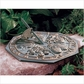 Whitehall Butterfly Sundial - French Bronze
