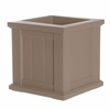 Cape Cod 14 x 14 Patio Planter - Clay