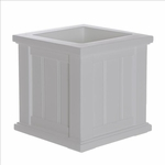 Cape Cod 14 in. x 14 in. Patio Planter