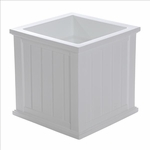 Cape Cod 20 in. x 20 in. Patio Planter