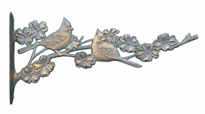 Whitehall Cardinal Nature Hook - French Bronze