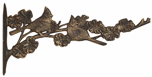 Whitehall Cardinal Nature Hook - Oil Rub Bronze