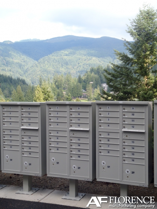 Auth florence cbu 12 tenant boxes cluster mailbox in for Auth florence