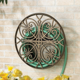 Whitehall Chadwick Hose Holder - Copper Verdi