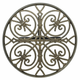 Whitehall Chadwick Hose Holder - French Bronze