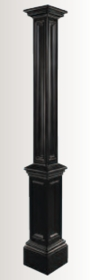 Charleston Lamp Pole (Lantern sold separately)