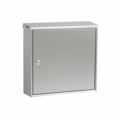 Chicago Stainless Steel Mailbox City Collection Modern Mailbox