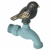 Whitehall Chickadee Faucet (Solid Brass) - Verdigris Finish