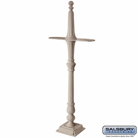 Salsbury Double Sided Classic Mailbox Posts