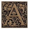Whitehall Cloister Monogram Wall Decor Tile