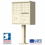 Cluster Mailboxes for Centralized Mail Delivery