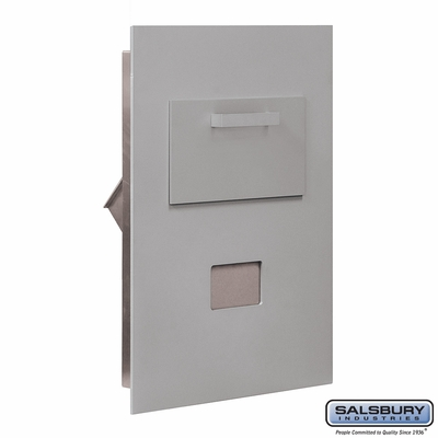 Salsbury 3600C5-ARP Collection Unit-For 5 Door High 4B+ Mailbox
