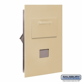 Salsbury 3600C5-SRU Collection Unit For 5 Door High 4B+ Mailbox