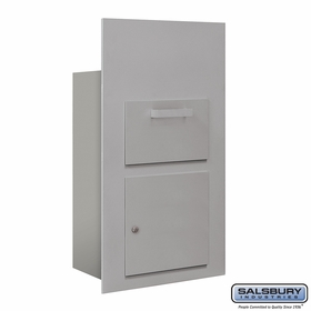 Salsbury 3600C6-AFP Collection Unit For 6 Door High 4B+ Mailbox
