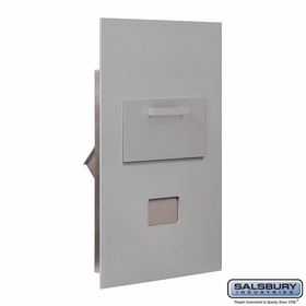 Salsbury 3600C6-ARU Collection Unit For 6 Door High 4B+ Mailbox