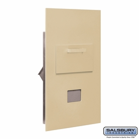 Salsbury 3600C6-SRU Collection Unit For 6 Door High 4B+ Mailbox