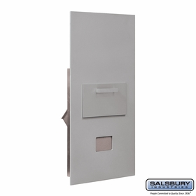 Salsbury 3600C7-ARU Collection Unit For 7 Door High 4B+ Mailbox
