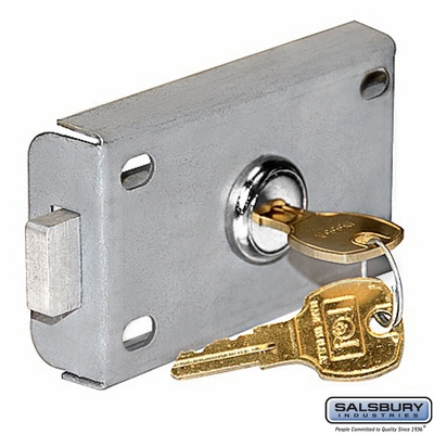 Salsbury 2275 Commercial Lock For Private Access Of Aluminum Parcel Locker