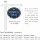 Salsbury 1531CGF2 Commercial Address Sign