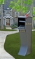 Curbvault High Security Mailbox - Bronze