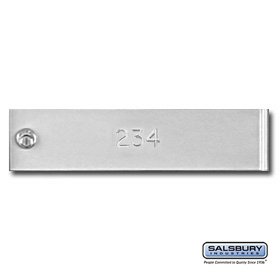 Salsbury 3768ALM Engraving Regular 4C Horizontal Lockers