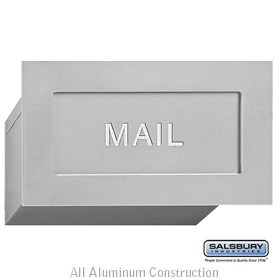 Salsbury 2266R-MD Custom Regular Engraving For Mail Drop (Engraving Only)
