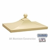 Salsbury 3350SAN Decorative CBU Top - Sandstone