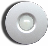 Doorbell Button Brushed Aluminium