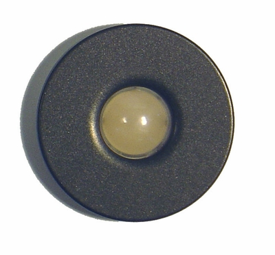 Doorbell Button Dark Bronze