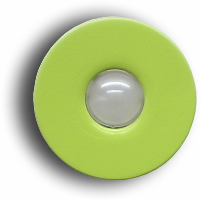 Doorbell Button Key Lime