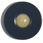 Doorbell Button Satin Black