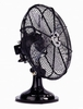 Electric Fan-Black-Small-1 speed-Non oscillating