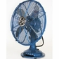 Electric Fan-Blue-Large-3 speed-oscillating