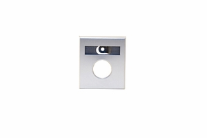 Escutcheon - Anodized Aluminum