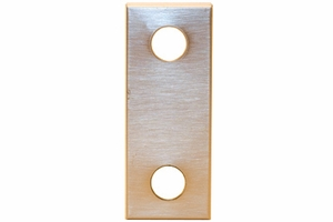 Escutcheon - Bronze - Extra Large