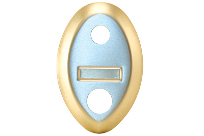 Escutcheon - Gold - Model No. 690-FP