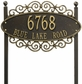 Essex (Gateway) - Standard Lawn Address Sign - Two Line
