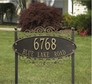 Essex (Gateway) - Standard Lawn Address Sign - One Line