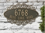 Essex (Gateway) - Standard Wall Plaque - Two Line