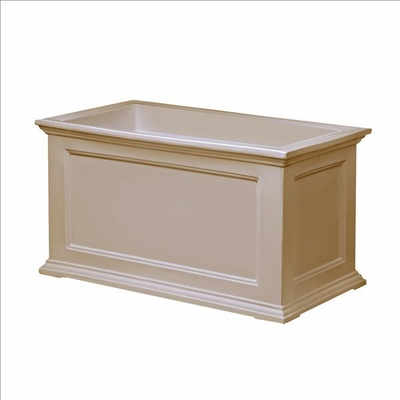 Fairfield Patio Planter 20in x 36in - Clay