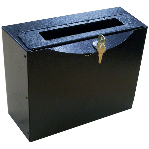 bronze maple leaf wall mount mailbox with antique bronze faceplate - Wall Mount Mailboxes